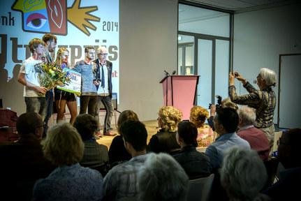 De Alkmaarsche Courant Publieksprijs is voor het NH Jeugdorkest